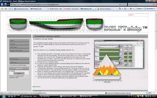 Delftship software gratuito progettazione scafi - Software progettazione bagno ...