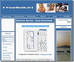 Configuratore della stanza da bagno da un - Programma per progettare bagno ...