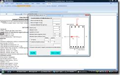 Sezioni c a progetto o verifica dall ing ciro azzara for Progetto software